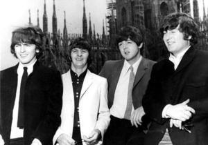 Первое выступление The Beatles на телевидении состоялось 50 лет назад