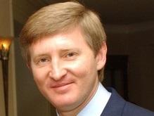 Янукович: Ринат Ахметов вносит позитив