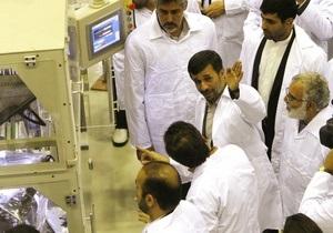Иран объявил о производстве 17 кг обогащенного урана