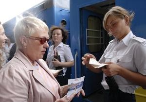 Минтранс выступил против возвращения именных железнодорожных билетов