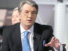 Ющенко готов на любые договоренности, чтобы следующую власть избирали по открытым спискам