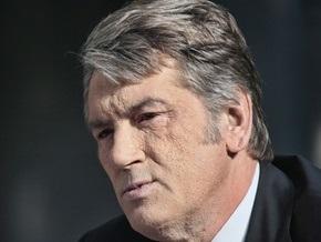Ющенко рассчитывает на подписание Соглашения об ассоциации с ЕС до конца года