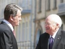 Признание Голодомора: Ющенко обратился к Чейни с просьбой