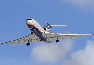 Аэрофлот вывел из эксплуатации самолеты Ту-154