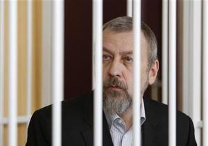 Белорусский оппозиционер Санников вышел на свободу
