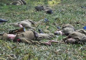 Фотогалерея: Вспомнить все. Во Львове воссоздали бой между УПА и НКВД