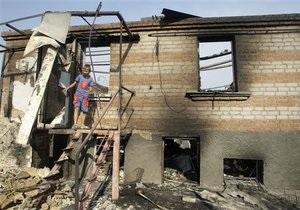 Пожары лишили крова над головой более 2200 россиян