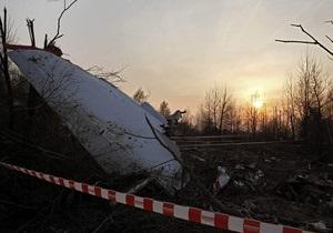 Россия отказывается вносить поправки Польши в доклад о расследовании катастрофы под Смоленском