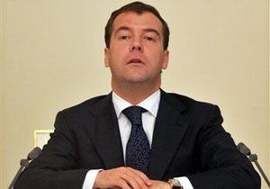 Медведев обвинил Грузию в наращивании военного потенциала