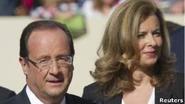Первая леди Франции извинилась за скандальный твит