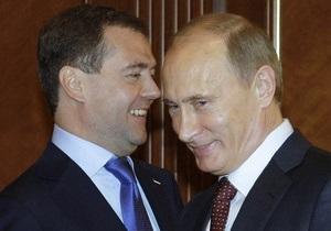 Четверть россиян не хотят видеть кандидатом на выборах президента ни Путина, ни Медведева