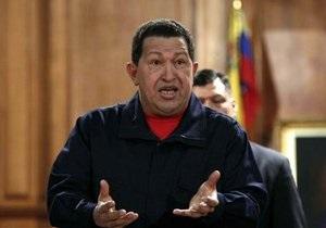 Вице-президент Венесуэлы сообщил об улучшении здоровья Чавеса