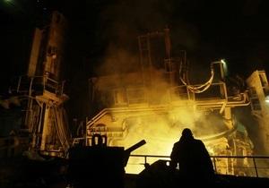 Экономические известия: Горно-металлургический комплекс Украины стремительно разрушается