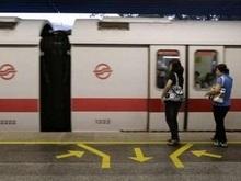 В венском метро столкнулись поезда