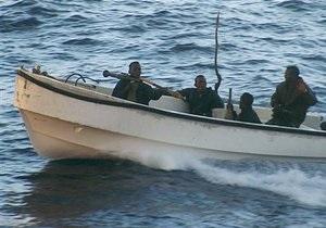 Пираты захватили танкер в Красном море