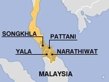 Мусульмане напали на поезд в Таиланде: есть жертвы