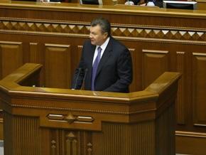 Янукович: С новым президентом ситуация в стране изменится