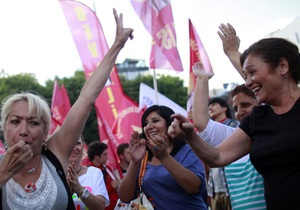 Протесты в Турции: Мэрия Стамбула отказалась от строительства торгового центра