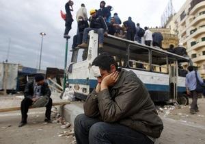 В Египте остановили подачу газа из-за взрыва на газопроводе