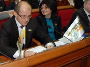 Сотрудников Генпрокуратуры обвинили в срыве работы приемной Черновецкого