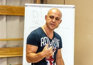 Гуру секса Алекс Мэй проведет семинар в Киеве