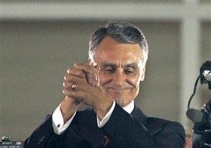 Президент Португалии вернулся на родину из Чехии на автомобиле