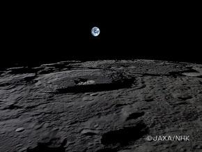 Сегодня японский зонд врежется в Луну и будет прыгать по ее поверхности