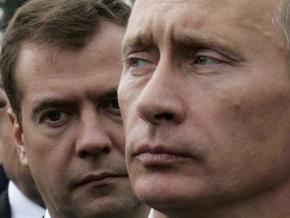 Медведев и Путин соболезнуют в связи со смертью Фарады