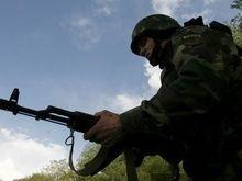 На территории Южной Осетии задержаны четыре человека в грузинской военной форме