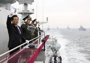 Ху Цзиньтао призвал США отказаться от риторики холодной войны
