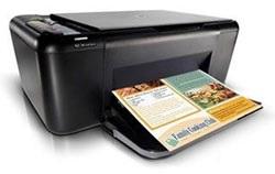 Производительность и доступность объединяются в новейших универсальных принтерах «все-в-одном» HP Deskjet