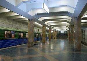В харьковском метро из-за женского каблука остановились поезда