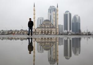В высотном комплексе столицы Чечни, где Депардье получил квартиру, вспыхнул пожар