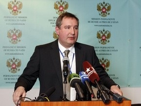 Рогозин обещает представителям НАТО  разбор полетов  в связи с их позицией по Грузии