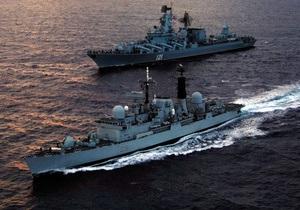 Россия ведет переговоры о базах ВМФ на Кубе и Сейшелах