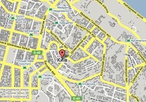 Google запустила украинскую версию Google Карт