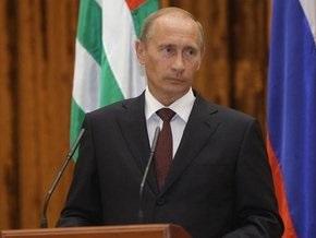 В результате взрыва в Абхазии, прогремевшего в день визита Путина, погибли два человека