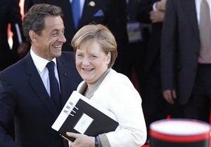 Саркози считает, что страны G-8 согласны с кандидатурой Лагард на пост главы МВФ