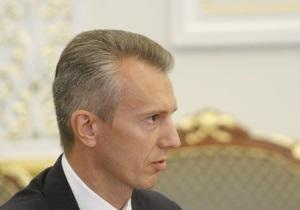 Хорошковский заверил Запад, что власть Украины заинтересована в честных выборах