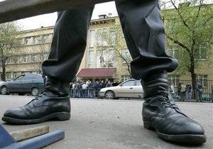 Киевские школьники напали на сотрудника французского посольства