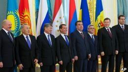 Би-би-си: Ликвидировать ЕврАзЭС на саммите в Москве не удалось