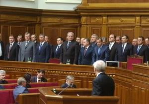 Лидер фракции Партии регионов анонсировал кадровые перестановки в Кабмине