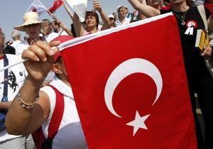 Турецкую певицу приговорили к переписыванию гимна страны