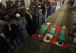 Израиль наносит удары по сектору Газа: погибли 12 палестинцев