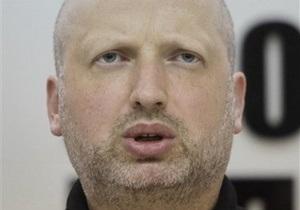 Турчинов заявил, что взял Доктора Пи в советники по рекомендации секретариата Ющенко