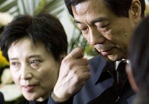 СМИ Китая: Бо Силай знал о преступлении жены