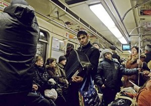 Киевский метрополитен терпит многомиллионные убытки