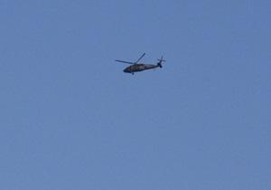 Вертолеты Путина и Медведева создают в небе пробки в радиусе 100 километров