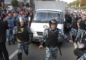 Тимошенко и Луценко привезли в суд
