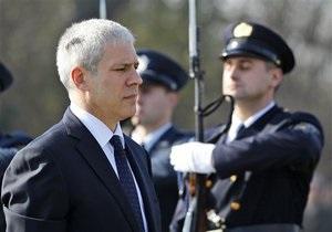 Президент Сербии извинился перед Хорватией за Вуковарскую бойню